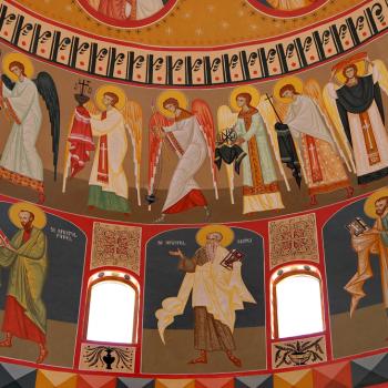 Pictura bisericeasca [Bumbu Constantin, Bumbu Emanuel, Bumbu Liviu]: Biserica 'Petru si Pavel' Ghimbav, Brasov