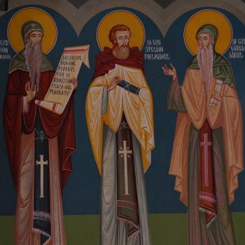Picturi in biserici [Bumbu Constantin, Bumbu Emanuel, Bumbu Liviu]: Biserica 'Petru si Pavel' Ghimbav, Brasov