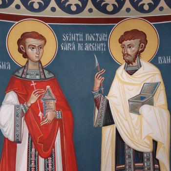 Pictura bisericeasca [Bumbu Constantin, Bumbu Emanuel, Bumbu Liviu]: Biserica 'Buna Vestire' Geoagiu, Hunedoara