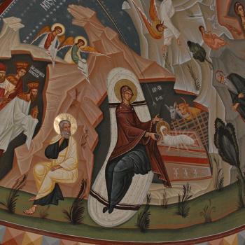 Arta religioasa [Bumbu Constantin, Bumbu Emanuel, Bumbu Liviu]: Biserica 'Buna Vestire' Geoagiu, Hunedoara