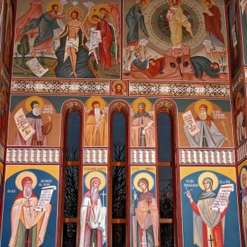 Picturi in biserici [Bumbu Constantin, Bumbu Emanuel, Bumbu Liviu]: Biserica 'Sf. Treime', 'Sf. Cuvioasa  Paraschiva' - Hunedoara