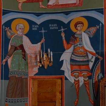 Pictura bisericeasca [Bumbu Constantin, Bumbu Emanuel, Bumbu Liviu]: Biserica 'Sfintii Trei Ierarhi' Brasov