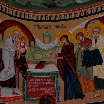 Pictura religioasa [Bumbu Constantin, Bumbu Emanuel, Bumbu Liviu]: Biserica 'Sfintii Trei Ierarhi' Brasov
