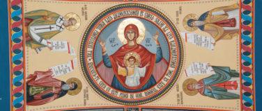 Biserica 'Sfantul Ioan Botezatorul'; Tolstoi, Alba-Iulia