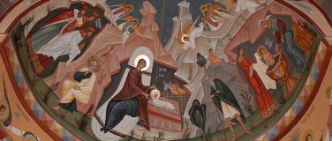 """Biserica """"Buna Vestire"""" – Geoagiu, Hunedoara"""