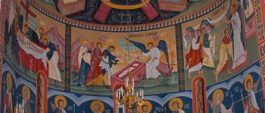"""Biserica """"Sfintii Trei Ierarhi Vasile, Grigore si Ioan"""" – Brasov"""